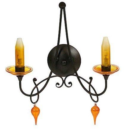 Kinkiet podwójny lampa ścienna Castel 22-84715