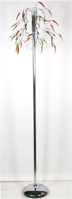 LAMPA PODŁOGOWA CANDELLUX OUTLET L&H Paprique 55-04416