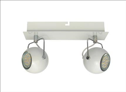 LAMPA SUFITOWA SPOT CANDELLUX OUTLET 92-25050