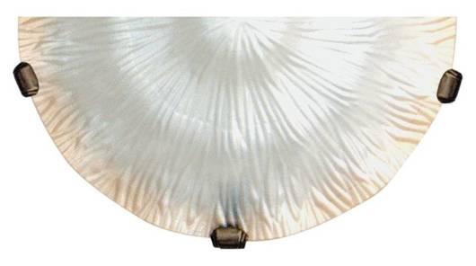 LAMPA ŚCIENNA CANDELLUX WYPRZEDAŻ 11-61228 PERŁA PLAFON1/2  1X60W E27