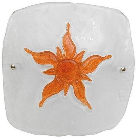 LAMPA SUFITOWA CANDELLUX WYPRZEDAŻ 13-88621 SUN PLAFON30  BRĄZOWY 1X60W E 27