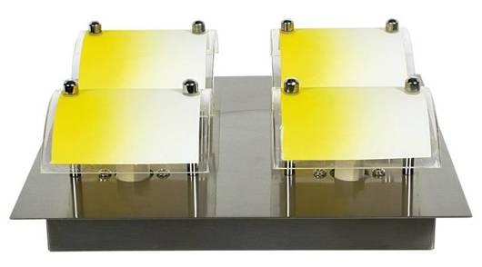 LAMPA SUFITOWA CANDELLUX WYPRZEDAŻ 24-89253 GREEN PLAFON POCZWÓRNY 4XG9/40W 230V