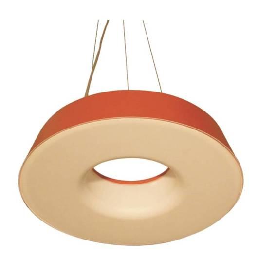 LAMPA SUFITOWA CANDELLUX WYPRZEDAŻ 31-27651 NUKA ZWIS 1X40W T5 RÓŻOWO-CZERWONY