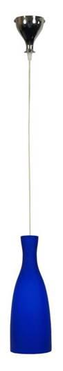 LAMPA SUFITOWA CANDELLUX WYPRZEDAŻ 31-59478 BAR- ZWIS/1 JASNO- NIEB. 1X60W E27