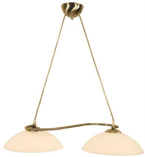LAMPA SUFITOWA CANDELLUX WYPRZEDAŻ 32-79599 LIDO ZWIS  2X60W E27 PATYNA